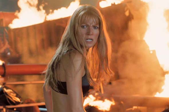 Iron Man 3 - Super Pepper Potts
