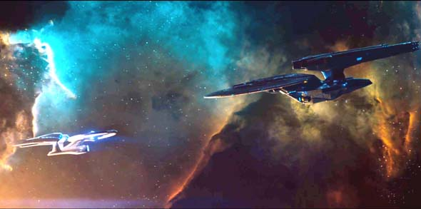 Star Trek Into Darkness - Vengeance