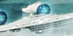 Star Trek Into Darkness - underwater Enterprise