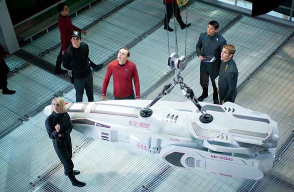 Star Trek Into Darkness - Scotty's concerns regarding torpedoes