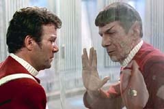 Star Trek II - Spock's death